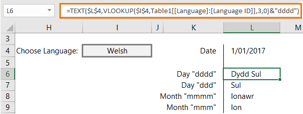 automating date translations