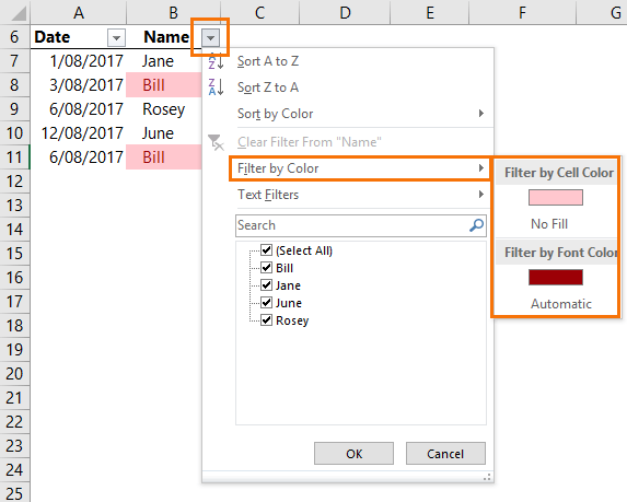Excel Find and Remove Duplicates