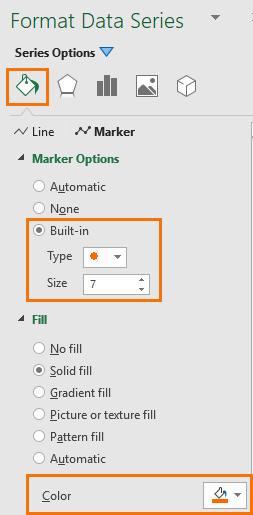 Excel Scatter Pivot Chart • My Online Training Hub