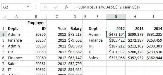 using named ranges in formulas