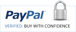 Paypal Verified with padlock