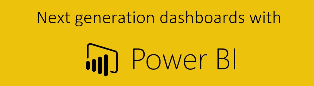 Power BI Course header