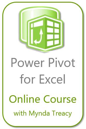 power pivot course