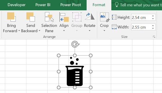 Excel Icons • My Online Training Hub