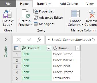 Power Query Consolidate Excel Sheets • My Online Training Hub