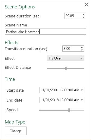 Excel 3D Maps • My Online Training Hub