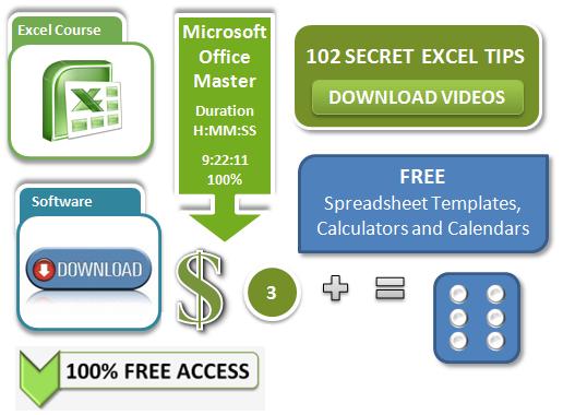 Microsoft Excel Shapes & SmartArt • My Online Training Hub