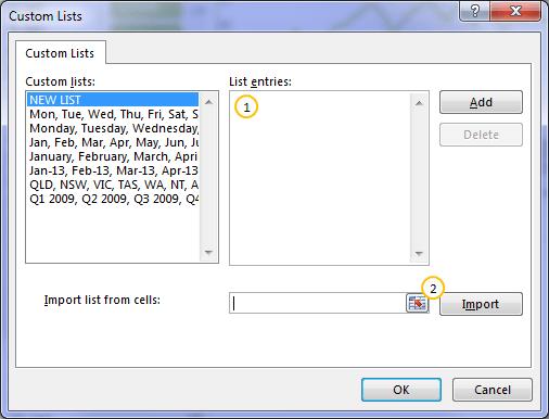 Sorting Excel Date Slicers • My Online Training Hub