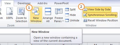 Excel Watch Window